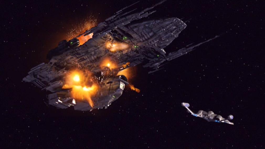 Best Trek Ship Explosions The Trek Bbs