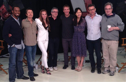 Enterprise Cast Reunion